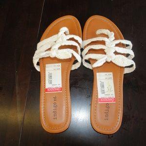 indigo rd. Shoes - indigo rd. Loden Knot Thong Sandal